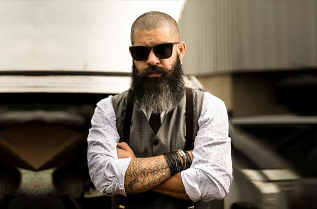 100+ Best Beard Status For Whatsapp [2020] Moustache Status