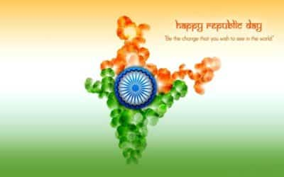 50+ Happy Republic Day Wishes, status, quotes In Hindi [2020]
