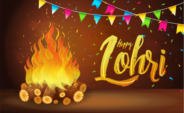 Best Happy Lohri Wishes, Messages