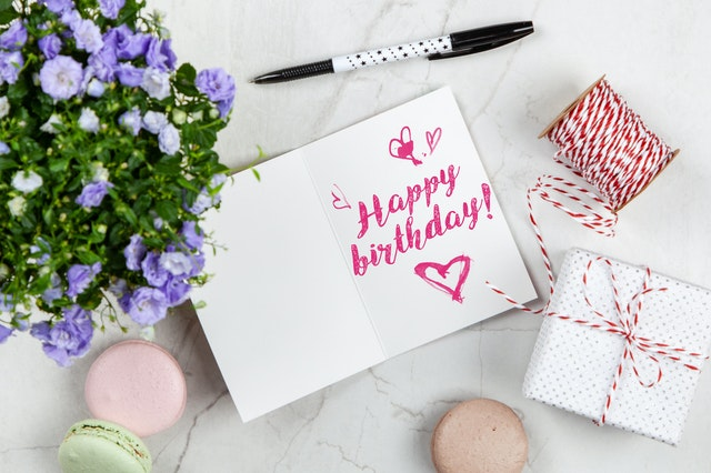 Top 50 Cute Birthday Messages and Wishes for Girl Friend